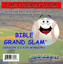Bible Grand Slam V3 CD